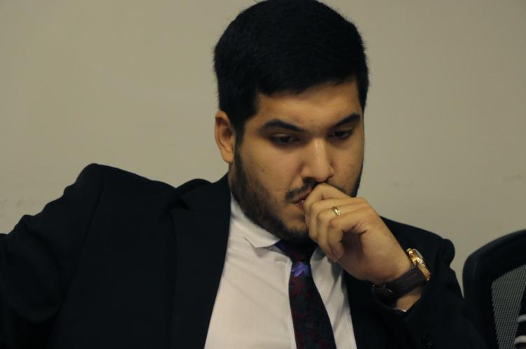 ANDRÉ Fernandes responde a processo disciplinar por quebra de decoro
