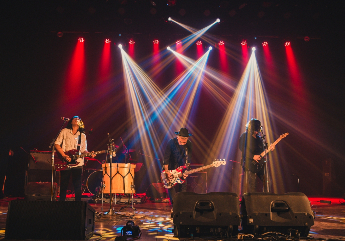 Marujada Rock, parte da programação do do Laboratório de Música do Porto, com a banda Pulso de Marte.