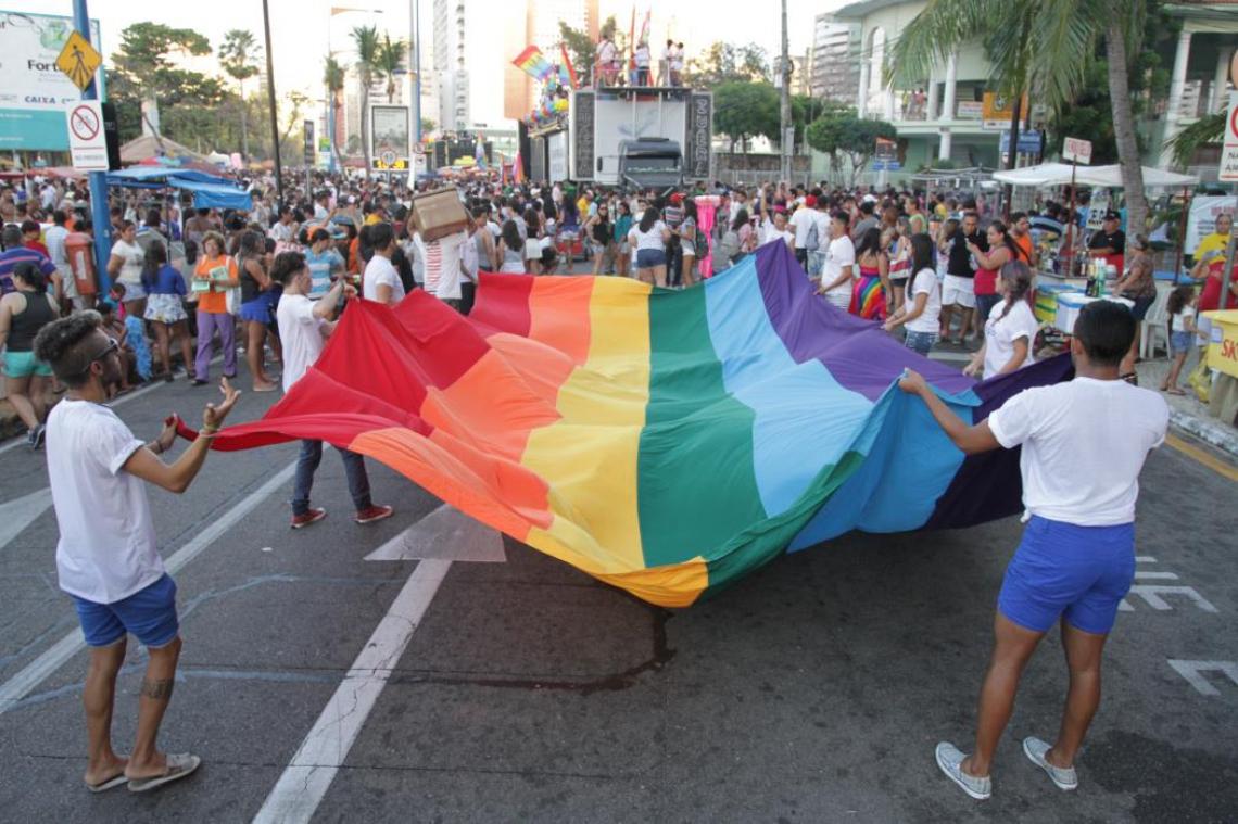 Parada pela Diversidade Sexual de Fortaleza 2019 acontece no domingo, 30