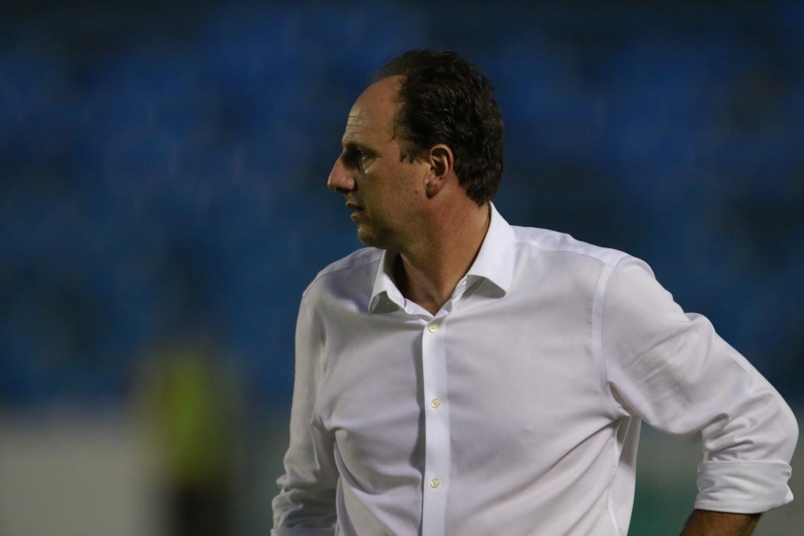 Rogério Ceni tinha contrato com o Fortaleza até o fim de 2019