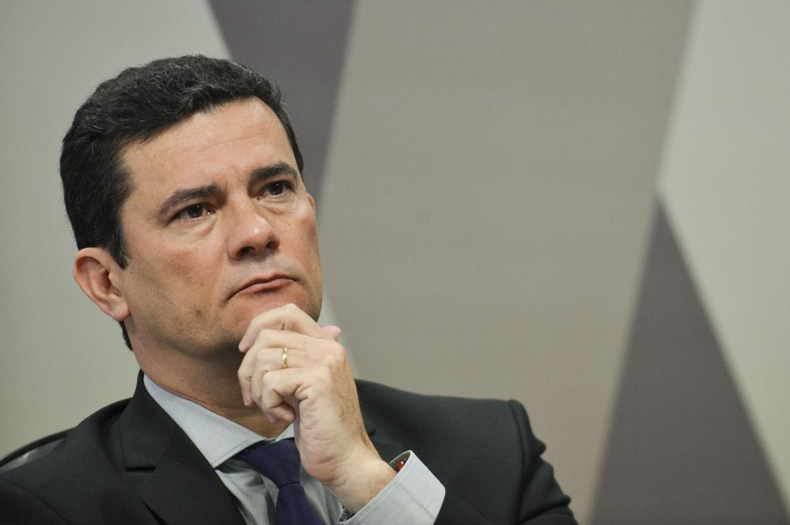 Sergio Moro é criticado por líder do PCC