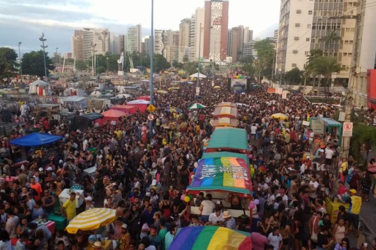 20ª Parada LGBT ocorre neste domingo, em Fortaleza