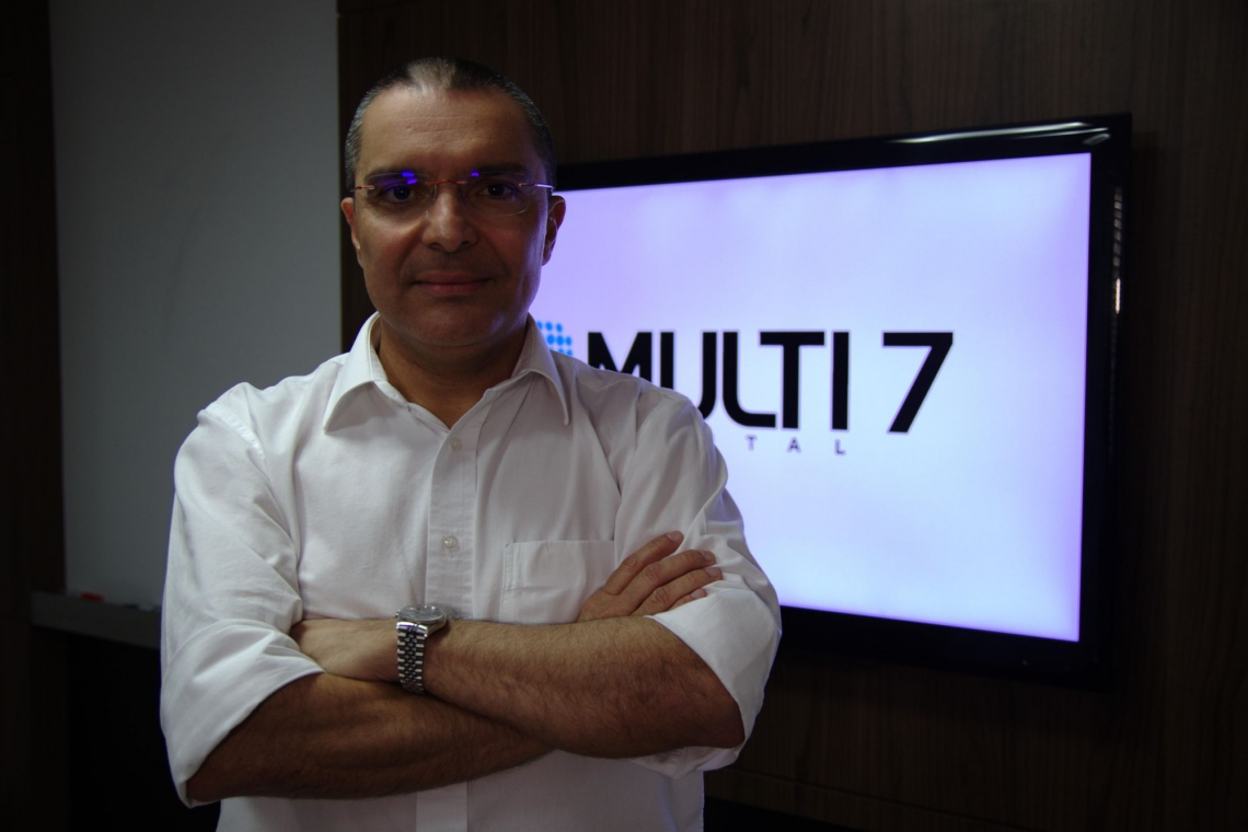 Sócio da Multi7 e chefe da equipe de assessores, Daniel Demétrio é um dos quatro finalistas do Expert XP 2019, que elege o melhor assessor financeiro da rede no País. O prêmio ocorre durante a feira, em São Paulo