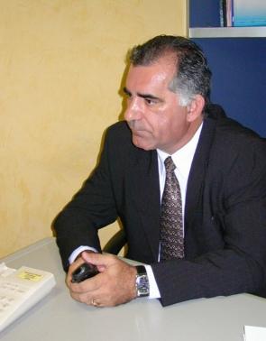 Dep. Sérgio Benevides (PMDB) na Assembléia Legislativa.13.06.03-fotos Maximo Moura