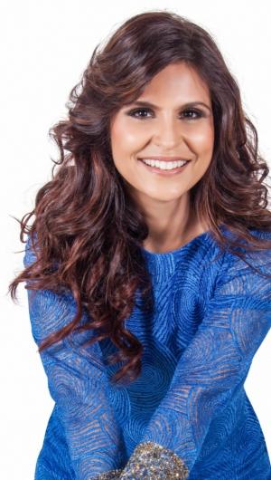 Aline Barros é uma das atrações da ExpoEvangélica