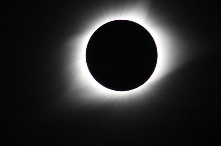 A agência espacial Nasa transmite o fenômeno e O POVO Online retransmitirá