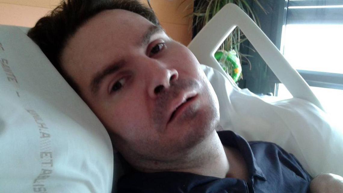 Vincent sofreu acidente de trânsito em 2008 e ficou em estado vegetativo
