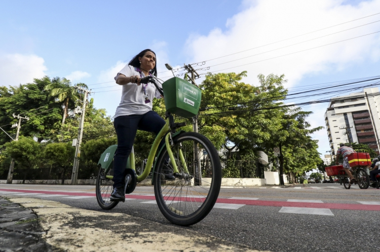 """Iniciativa """"Parceria por Cidades Saudáveis"""" deve colaborar para a ampliação da estrutura cicloviária e incentivo do transporte a pé na Cidade"""