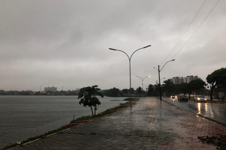 Choveu em 23 municípios na madrugada e manhã desta quarta-feira, 3.
