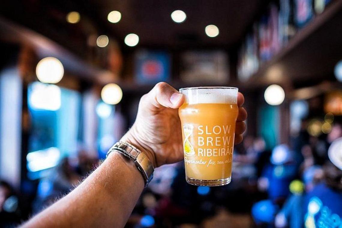 Slow Brew - festival de cervejas artesanais