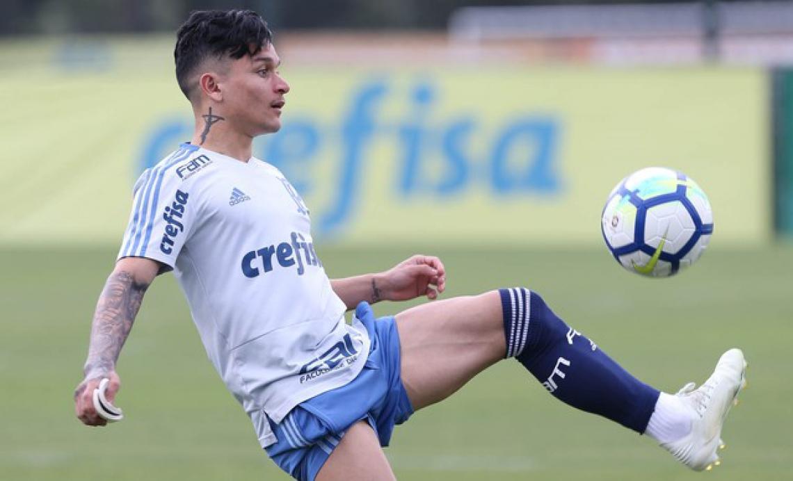 Arthur Victor é jogador do Palmeiras, mas está emprestado ao Bahia