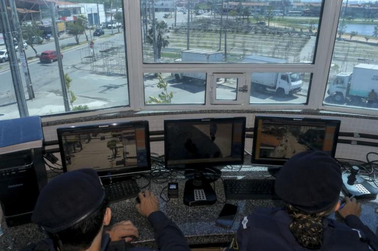 O prefeito ainda citou que 110 novos agentes da Guarda Municipal foram formados recentemente