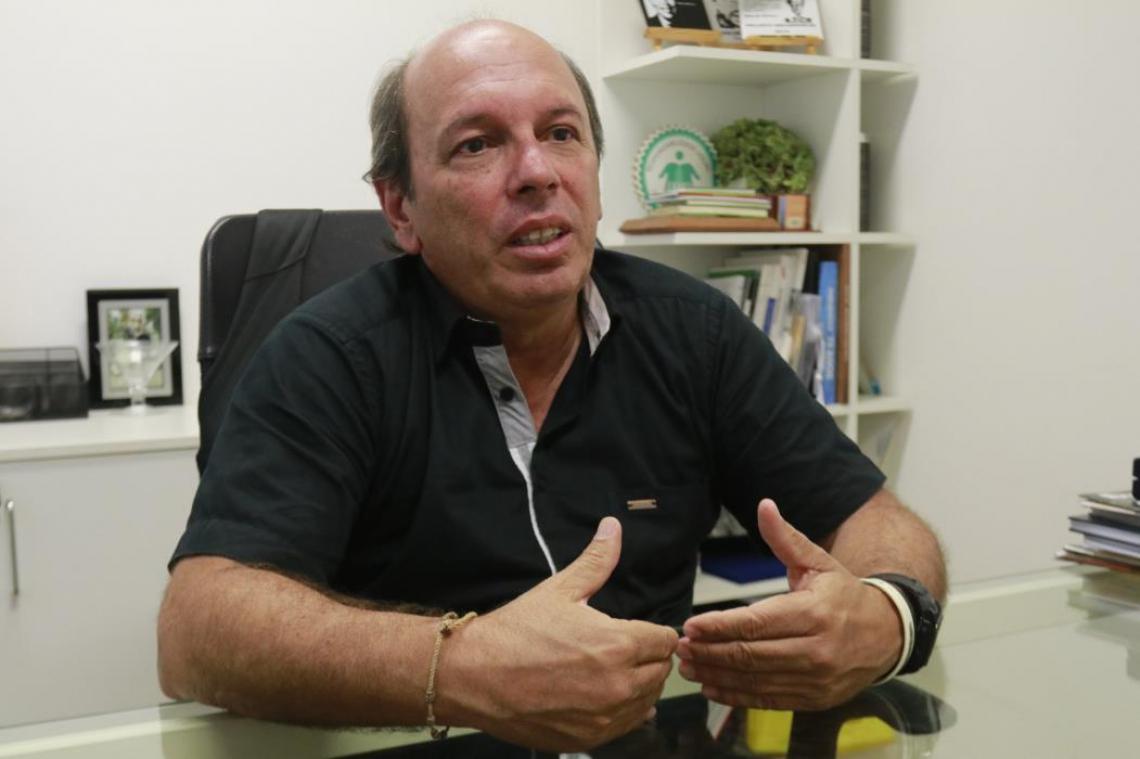 """""""O Sinduscon saiu de uma posição reativa para uma posição proativa"""", afirma André Montenegro"""