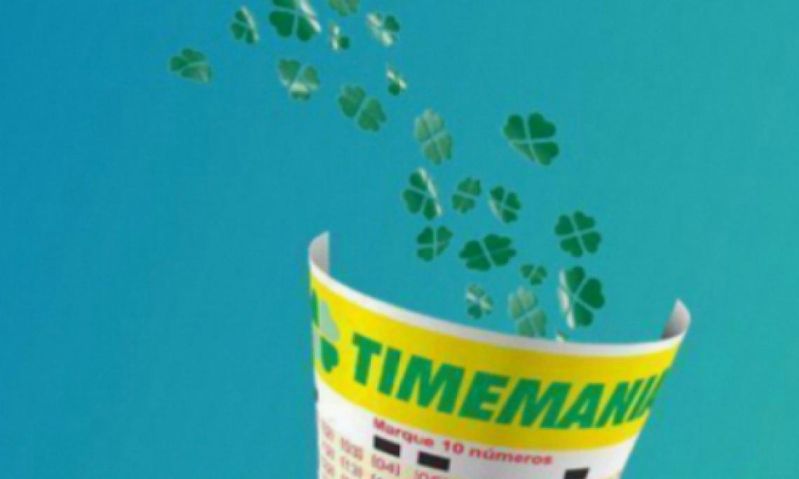 O sorteio da Timemania Concurso 1353 ocorrerá na noite de hoje, sábado, 6 de julho (06/07).