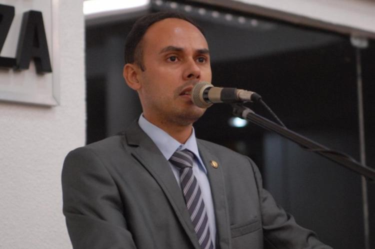 Vereador Márcio Cruz
