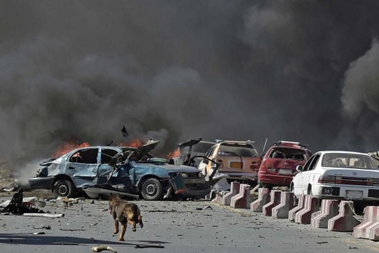 A trégua, que deve durar os três dias da festa de Aid al Adha, é a terceira em quase 19 anos de guerra (Foto: AFP)