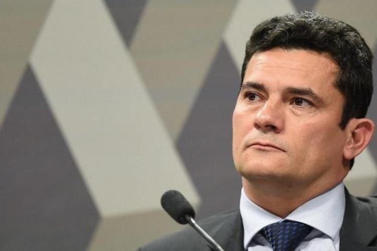 Ministro Sergio Moro (Foto: AFP)