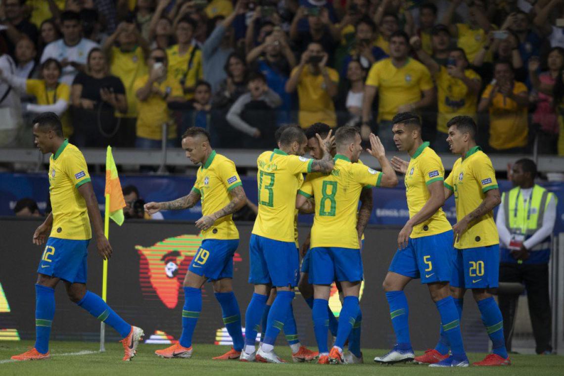 Brasil busca o primeiro título na