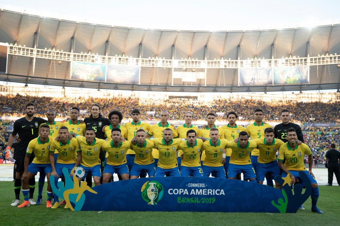 Seleção fatura Copa América um ano após eliminação na Copa do Mundo da Rússia