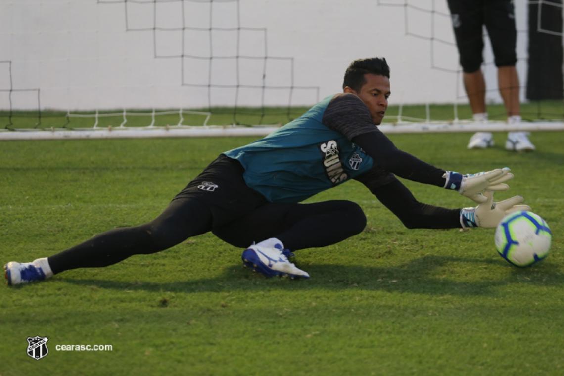 Ceará tomou gol em 15 de 19 partidas já disputadas na competição