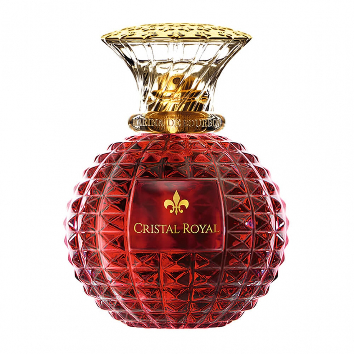 Marina de Bourbon Passion Cristal Royal, (preço médio: R$ 329/50ml) Um perfume oriental frutal charmoso e atraente que reflete a paixão da mulher. Notas de cabeça: bergamota e maçã, de coração: tuberosa, jasmim e amêndoa
