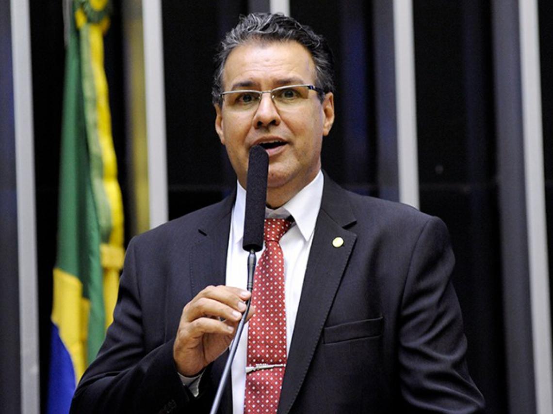 Deputado Capitão Augusto (PL-SP), relator da matéria no grupo de trabalho