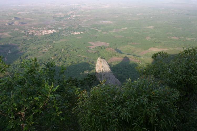 Algumas da áreas notificadas estavam inseridas próximas a importantes unidades de conservação do Estado, como o Parque Nacional de Ubajara, localizado na Serra da Ibiapaba. (Foto: Fco Fontenele)