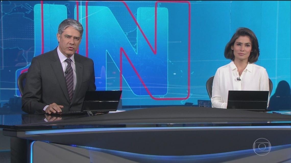 Anúncios comerciais no Jornal Nacional valem mais de R$ 1,3 milhão.