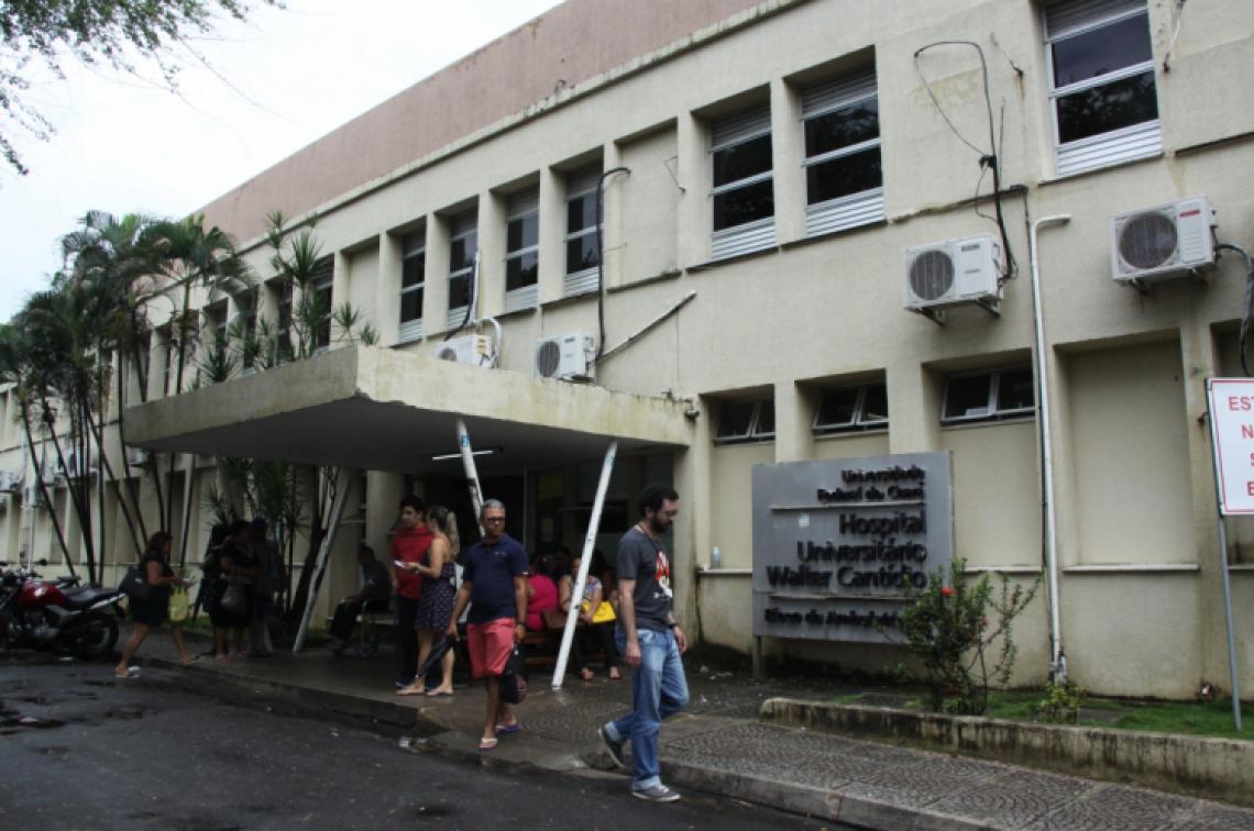 Hospital Universitário Walter Cantídio (HUWC)