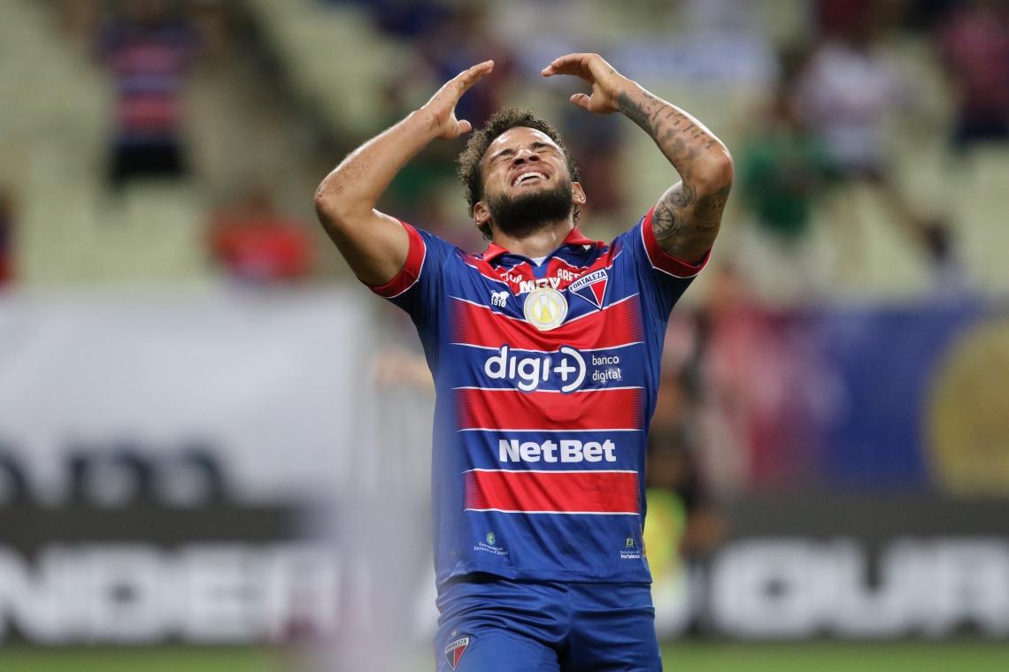 André Luís já marcou dois gols com a camisa do Fortaleza