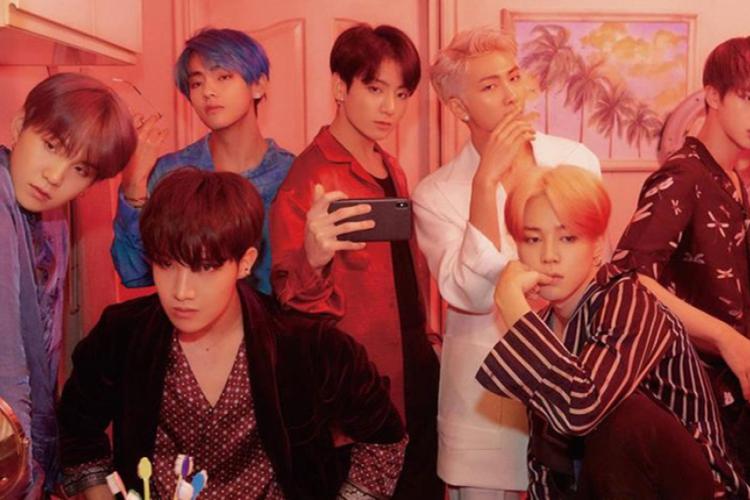 Grupo de K-Pop BTS anuncia trabalho novo (Foto: Divulgação/BigHit Entertaiment)