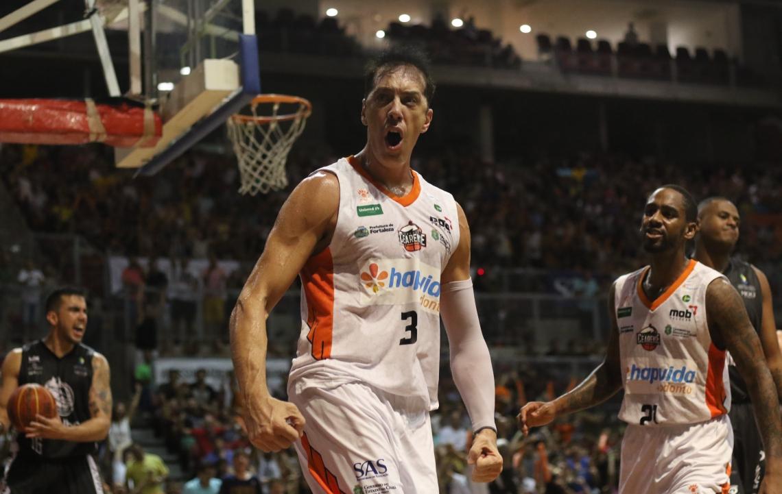 Basquete Cearense chegou às quartas de final na última edição do NBB.