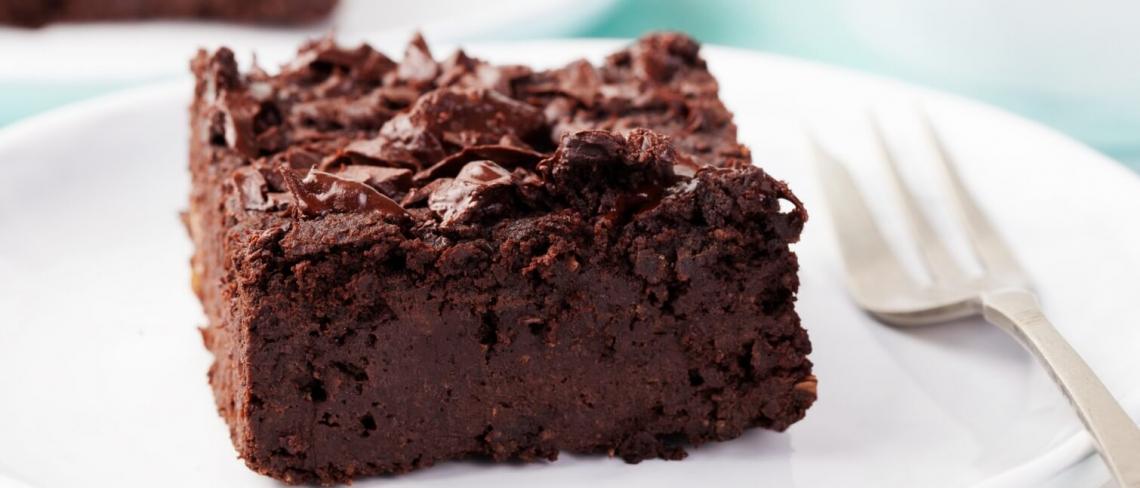 Brownie é fácil e as crianças adoram
