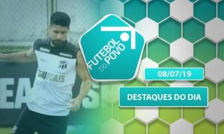 O brilho cearense de Éverton Cebolinha na Copa América | Futebol do Povo