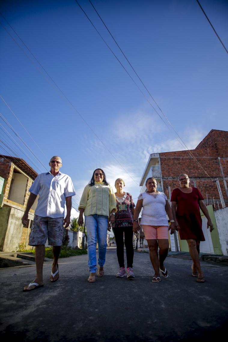 MORADORES DO bairro Presidente Vargas terão suporte técnico e jurídico para conseguir propriedade por usucapião