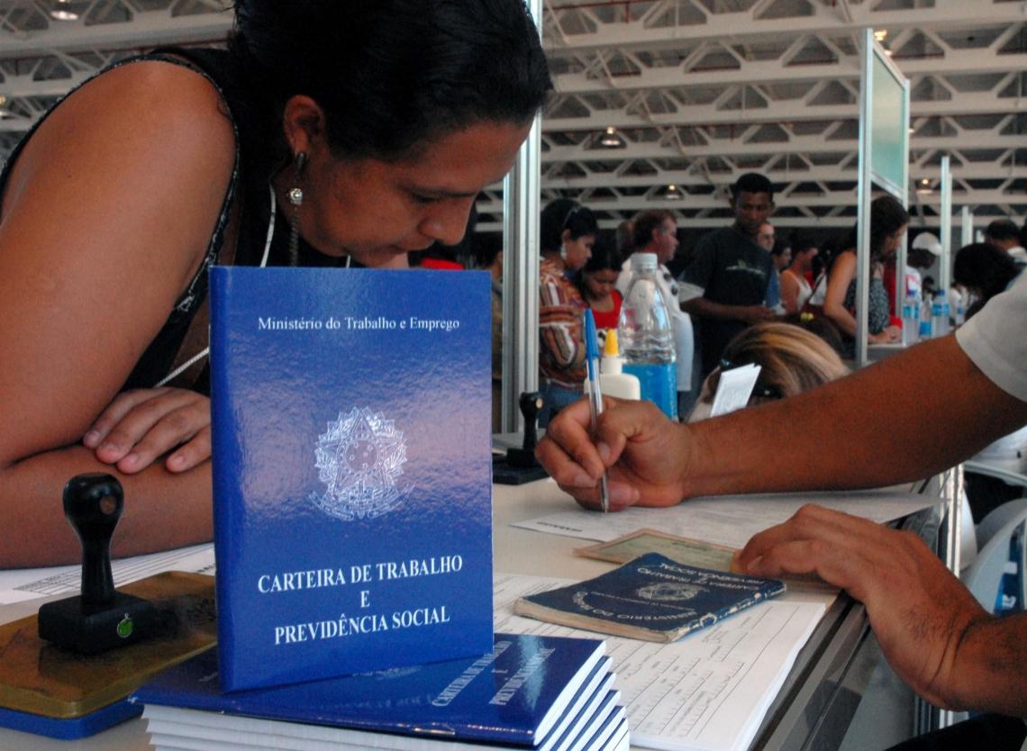 Em igual período de 2018, a taxa de desemprego medida pela Pnad Contínua estava em 12,4%