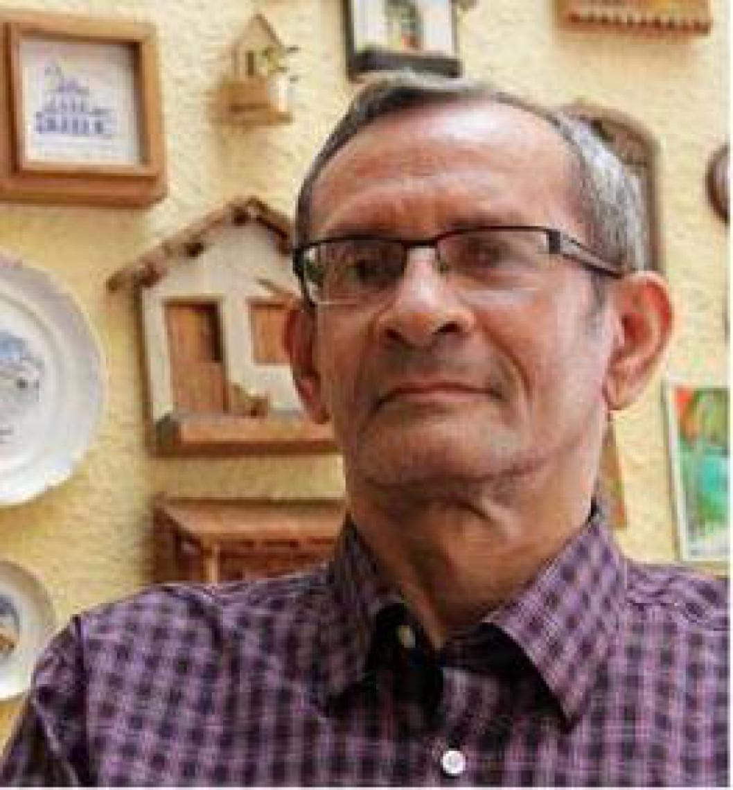 Daniel Walker tinha 71 anos