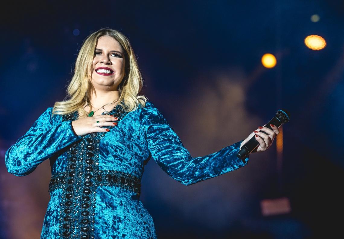 Cantora Marília Mendonça realiza live show nesta quarta, 8, no Youtube