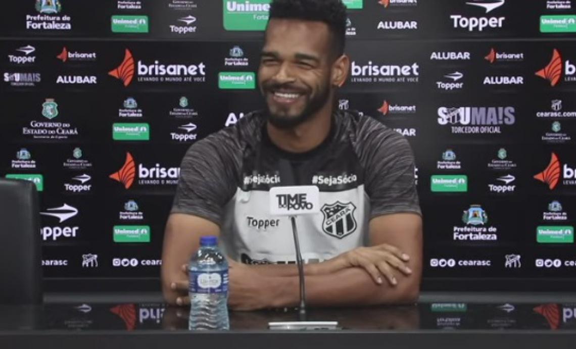 Valdo tem sido titular desde a quinta rodada do Brasileirão