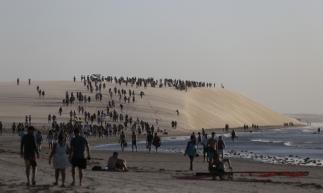 A praia cearense é o único representante do Nordeste neste ranking