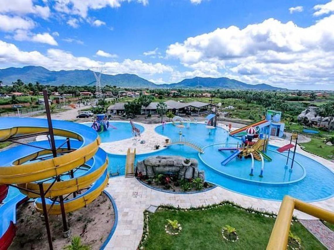 """O """"Cave Park"""" será inaugurado até dezembro, no bairro Antônio Justa."""
