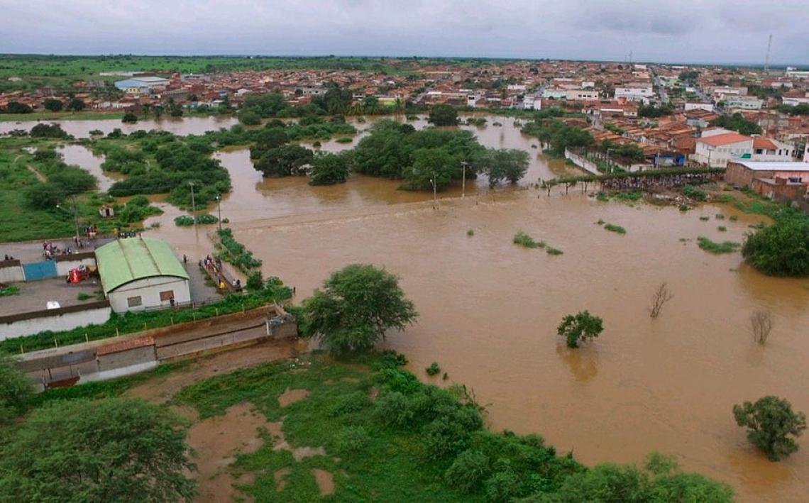 328 famílias foram afetadas pelo rompimento da barragem do Quati