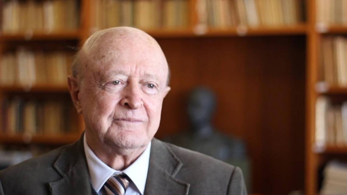 Historiador José Murilo de Carvalho