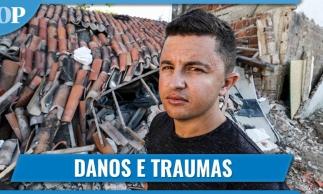 Destroços econômicos e afetivos de prédio na Maraponga