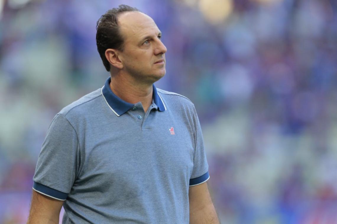 Rogério Ceni falou também sobre a atuação do time diante do Avaí.