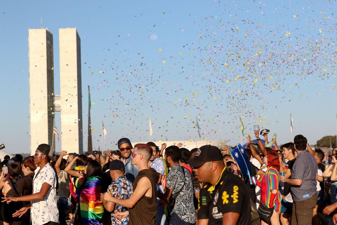 22ª Parada do Orgulho LGBTQI de Brasília