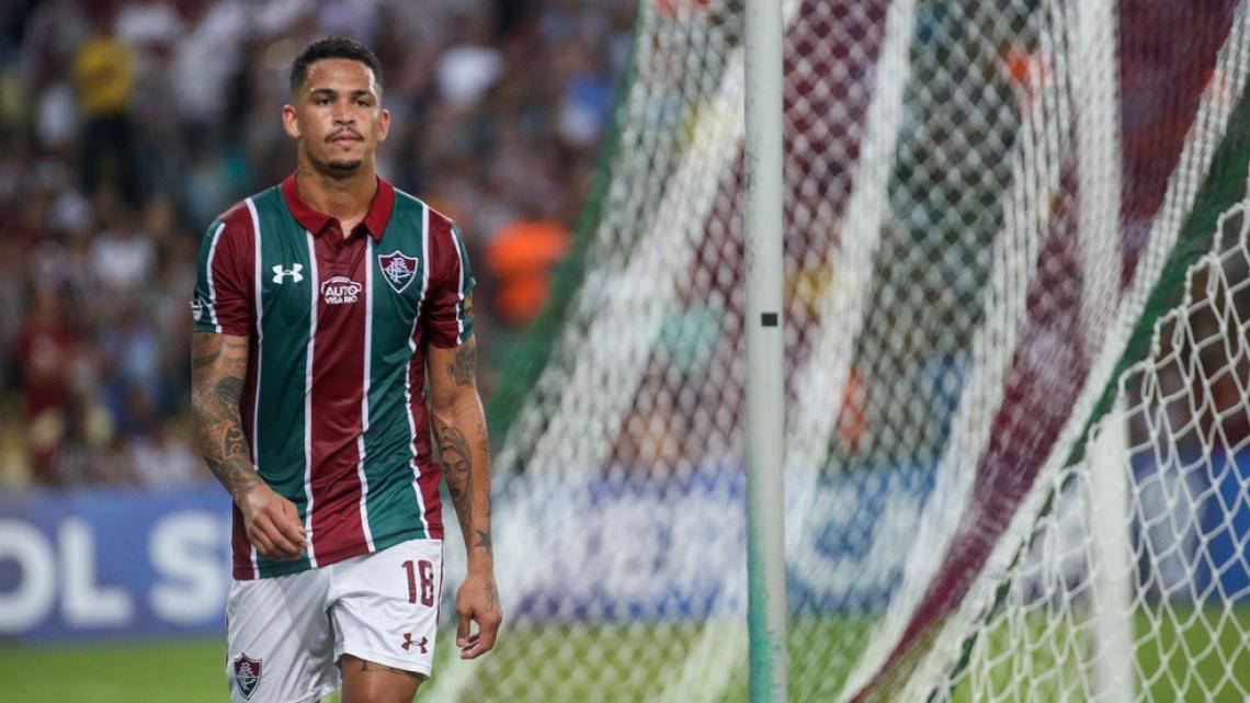 Luciano será desfalque do Fluminense contra o Ceará