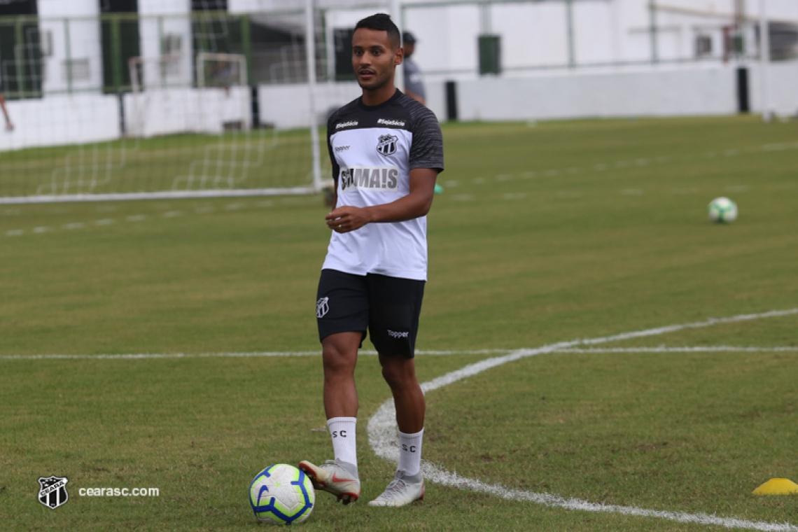 Mateus Gonçalves garante que vai lutar pela subida do Vovô na tabela