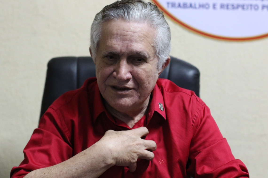José Hilson de Paiva, prefeito de Uruburetama, é acusado de abuso sexual