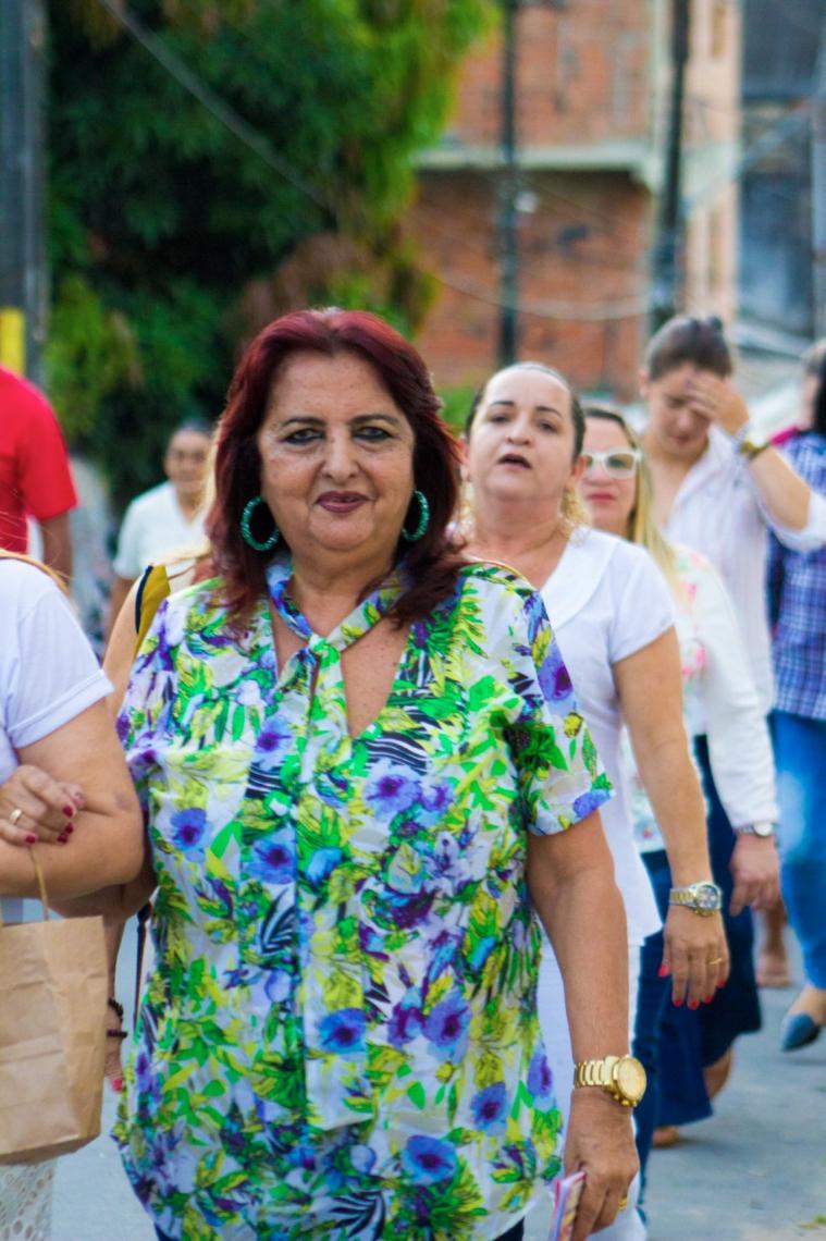 Maria das Graças foi prefeita da Cidade de 1996 a 2004